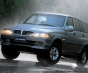 Фото SsangYong Musso