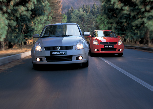 Фото Suzuki Swift
